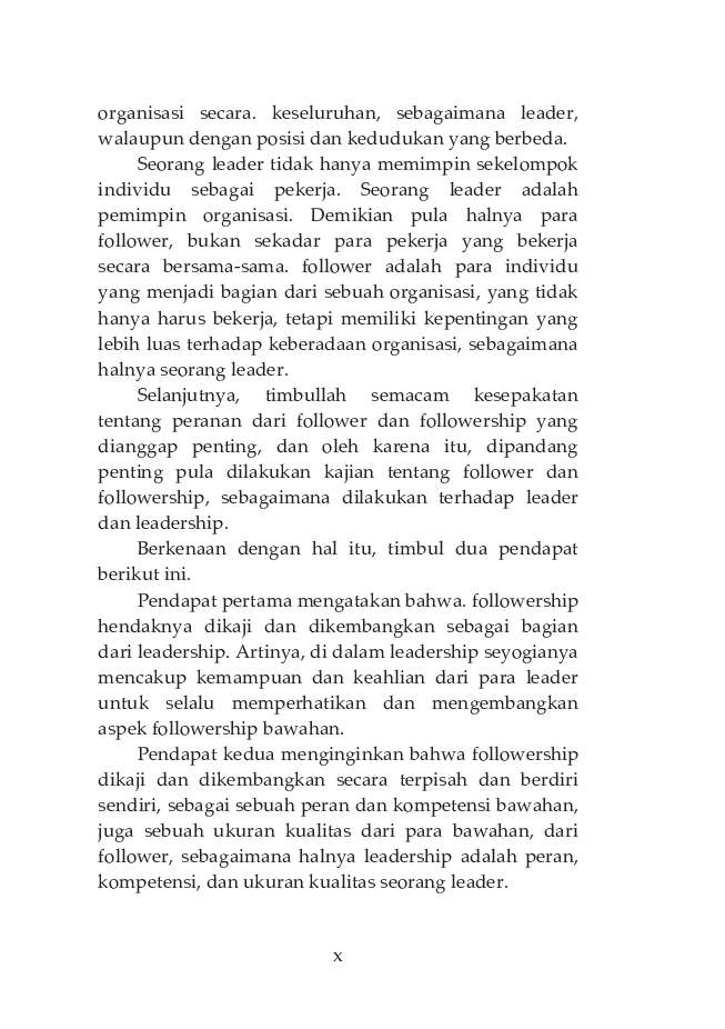 followership in islam Leadership essay leadership essay leadership in islam 1593 words | 7 pages stepping outside the culture:  ii, leadership and followership,.