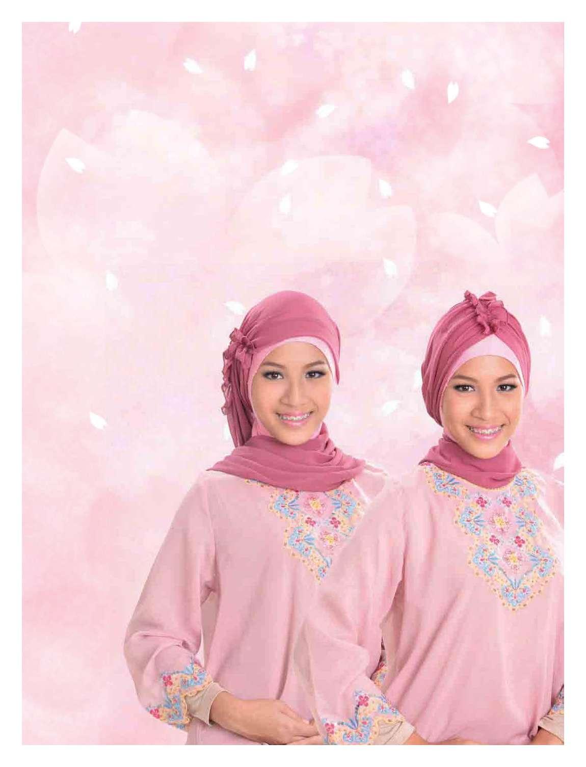 Jual Buku 28 Set Tutorial Jilbab 2 In 1 oleh Dian Ronawati