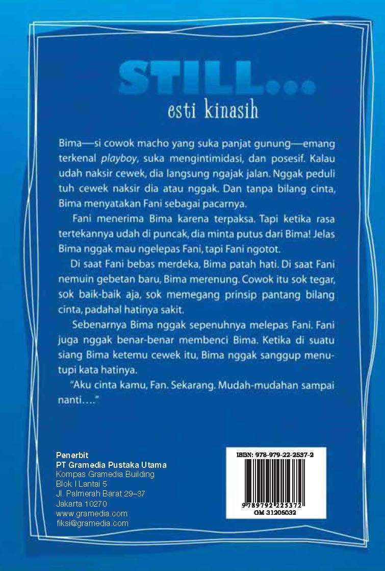 Ebook Esti Kinasih Still