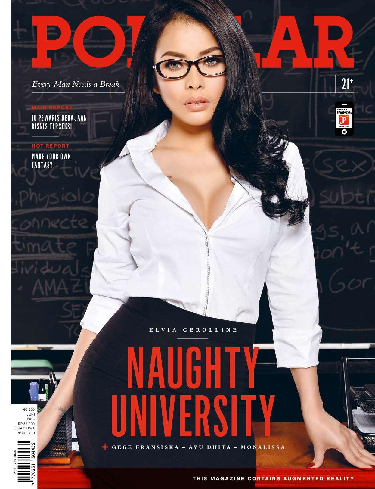 POPULAR Magazine June 2015