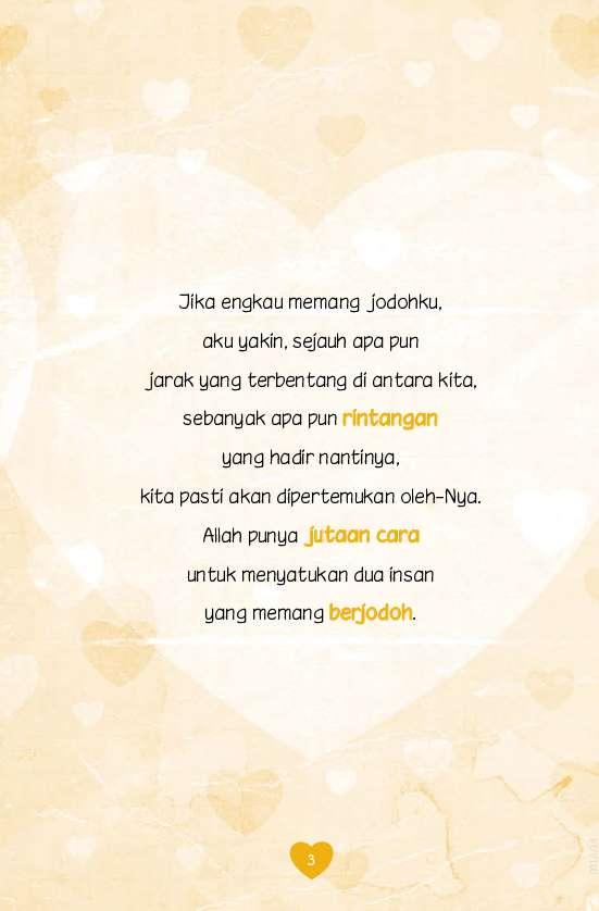 Surat Cinta Untuk Kekasih Sejatiku Book By Ahmad Rifai Rif