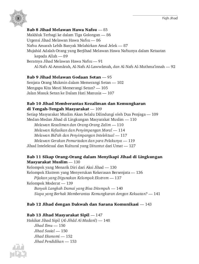 Jual Buku Fiqih Jihad / JILID 1 oleh Yusuf Qardhawi