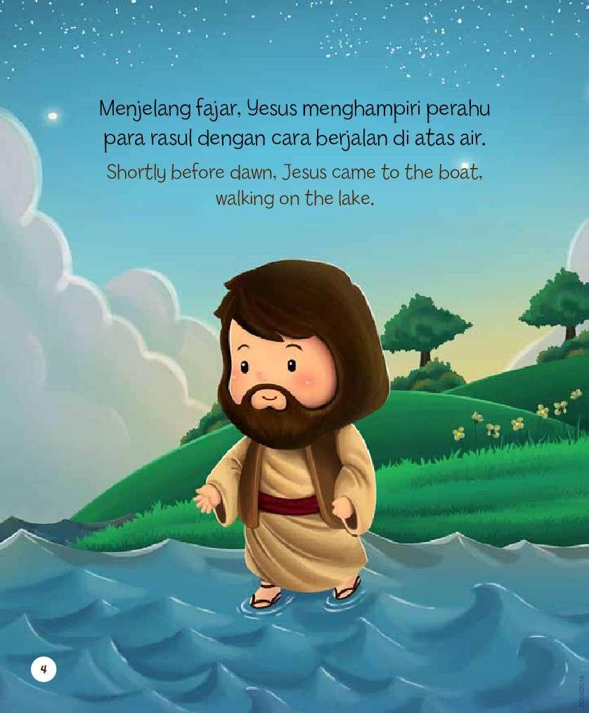 Animasi Tuhan Yesus Wwwtollebildcom
