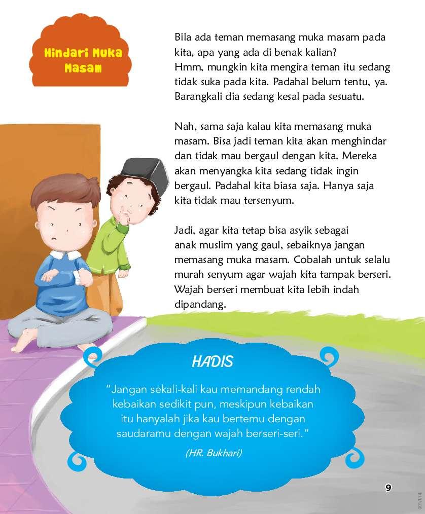 Jual Buku Anak Muslim Gaul Oleh Nur Ayati Gramedia Digital Indonesia 1