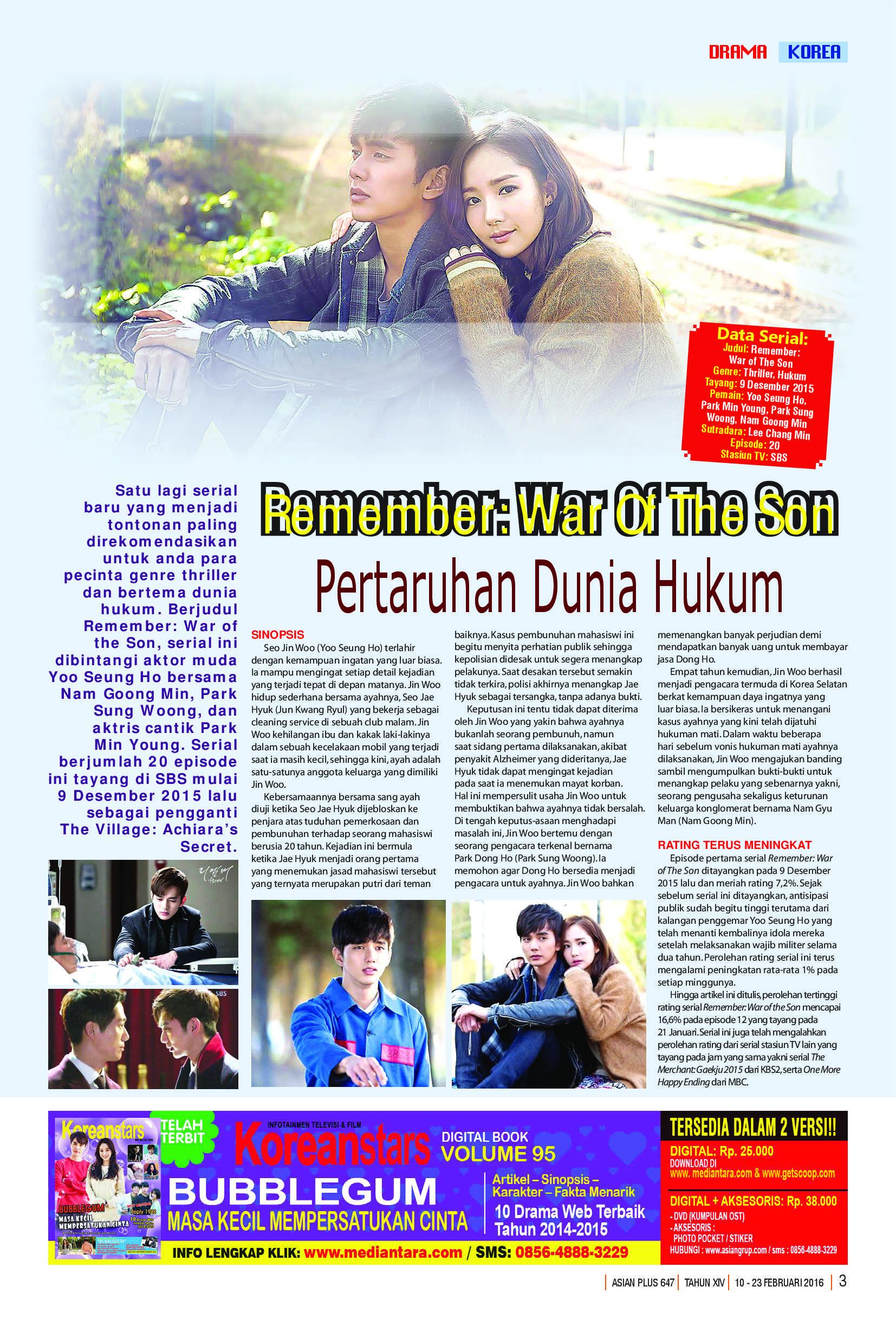 Asianplus Magazine Ed 647 February 2016 Gramedia Digital