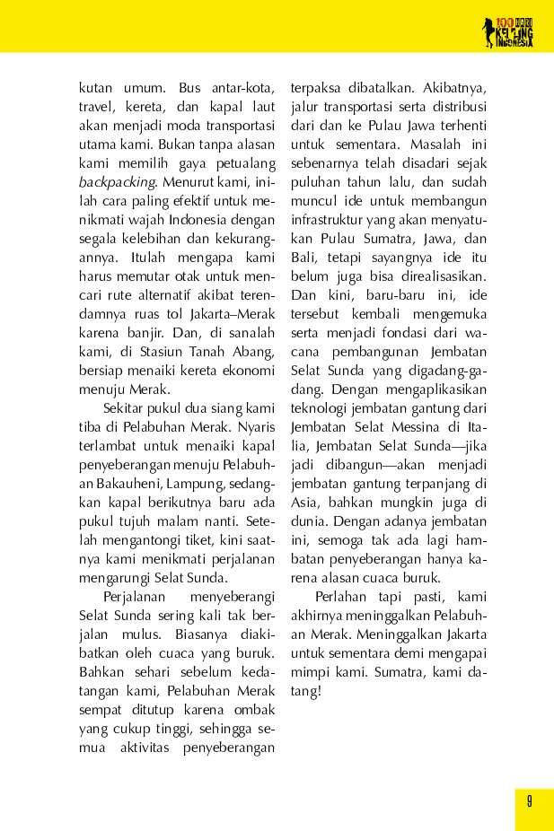 Jual buku hari keliling indonesia oleh kompas tv