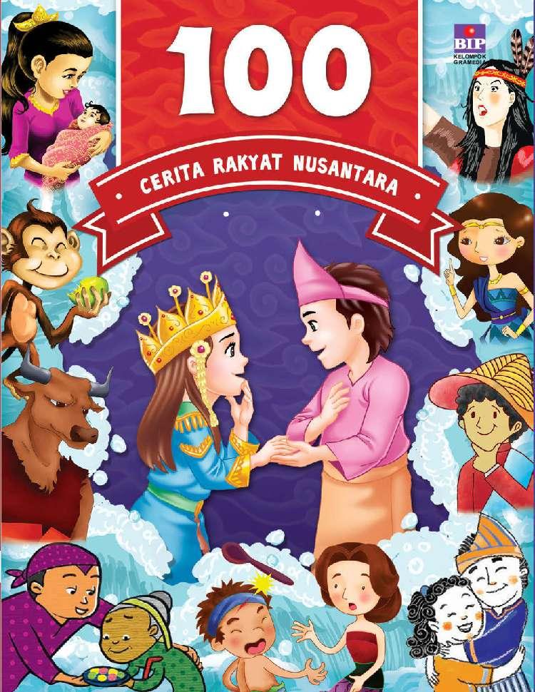 Ebook Kumpulan Cerita Rakyat Nusantara