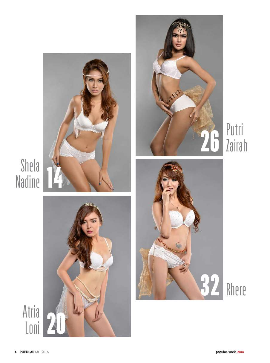 Majalah Digital Miss Popular Ed    C B