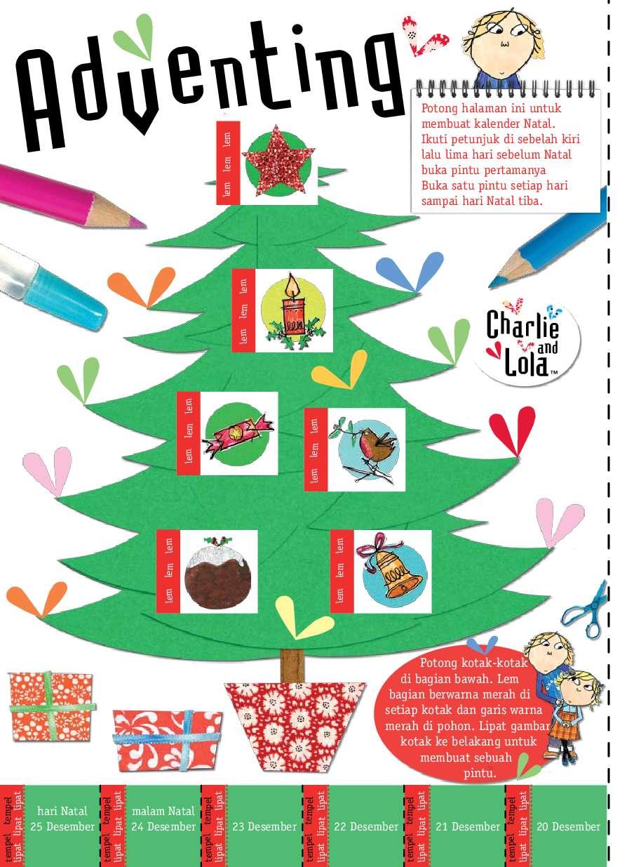 Charlie And Lola Magazine December 2010 Gramedia Digital