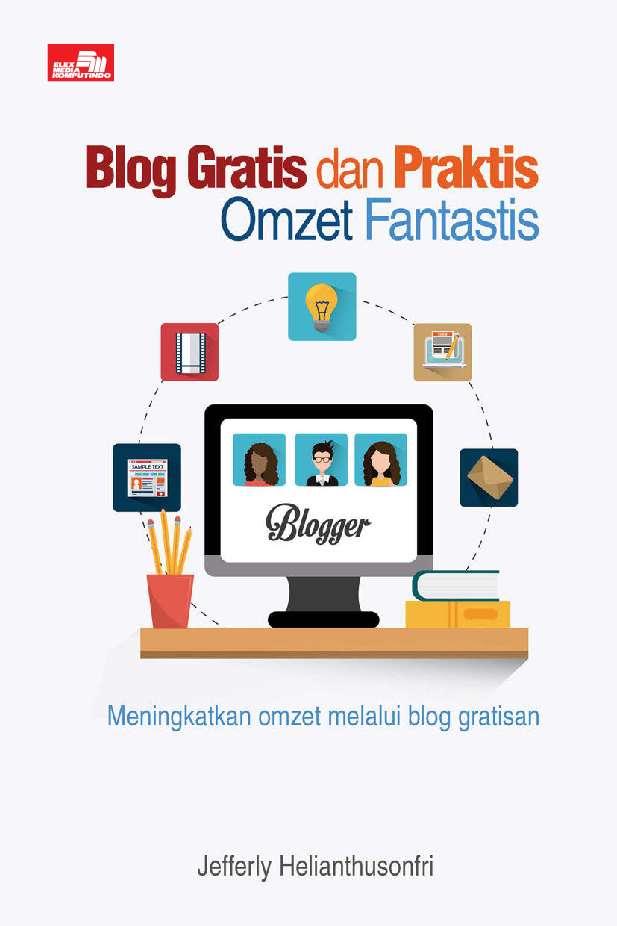 Blog Gratis dan Praktis, Omzet Fantastis