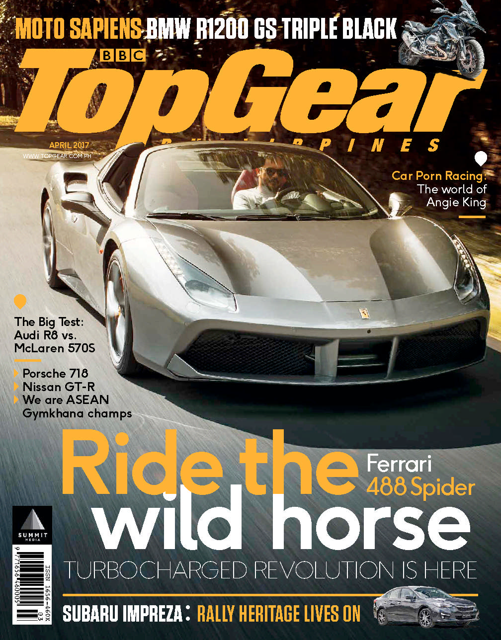 jual majalah top gear philippines april 2017 gramedia digital indonesia. Black Bedroom Furniture Sets. Home Design Ideas