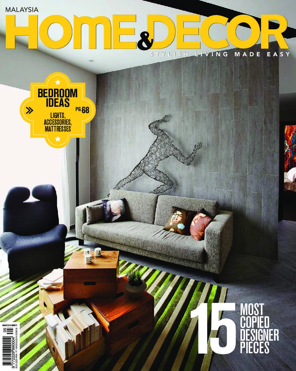 Home Decor Malaysia Magazine May 2014 Gramedia Digital