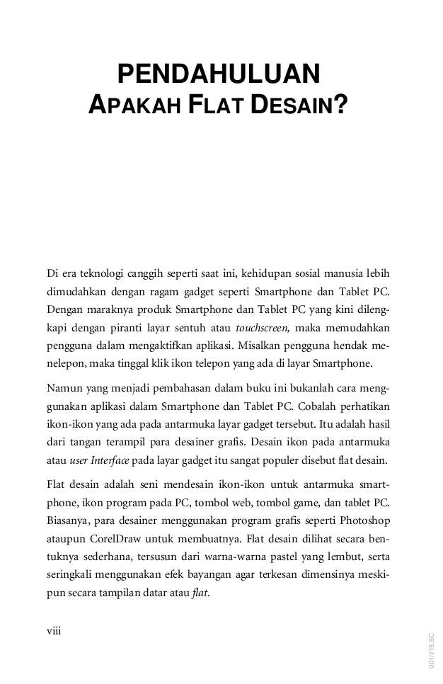 How To Make A Book In Coreldraw : How to make flat design with coreldraw book by beranda