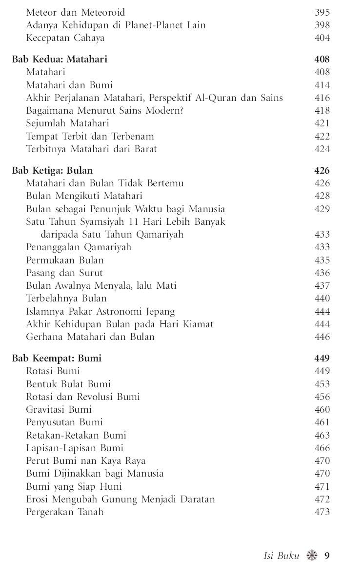 Buku Pintar Sains Dalam Al Quran Book By Nadiah Thayyarah Gramedia Digital