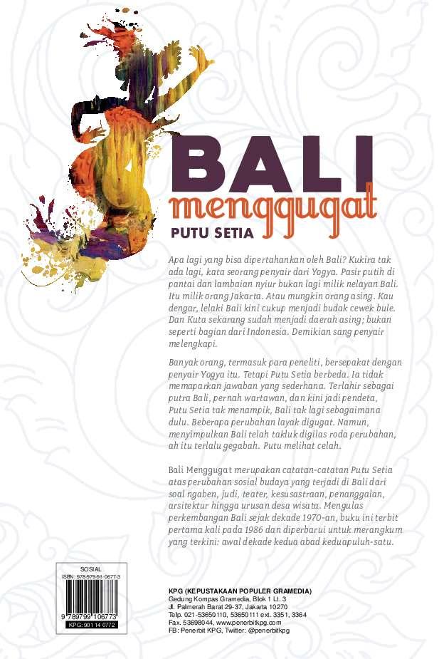 bali menggugat book by putu setia gramedia digital