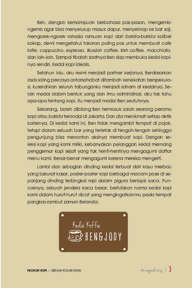 Filosofi Kopi Dewi Lestari Ebook