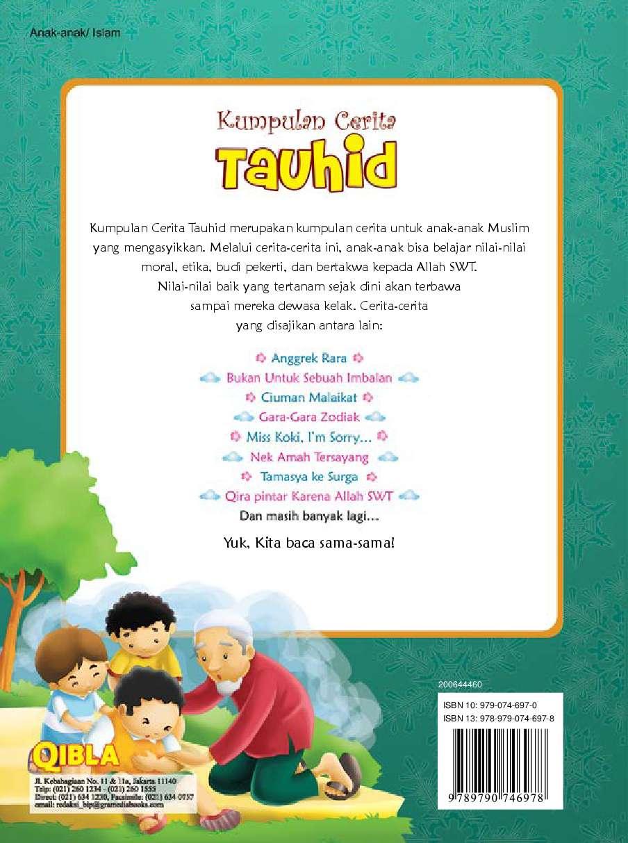 Kumpulan Cerita Tauhid Book By Ina Inong Gramedia Digital
