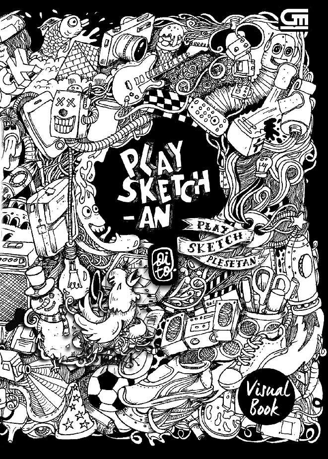Playsketchan Book By Ditomania