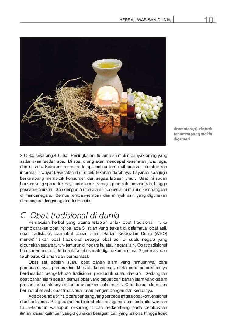 jual buku herbal indonesia berkhasiat bukti ilmiah cara