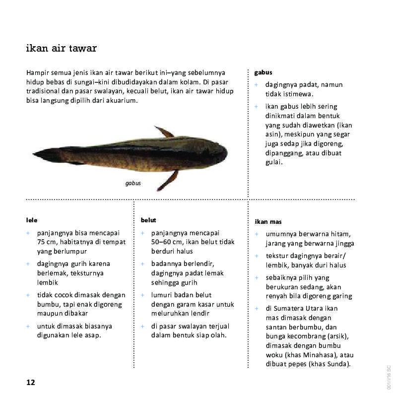 resep masakan belut laut resep manis masakan indonesia Resepi Ikan Tongkol Rica Rica Enak dan Mudah
