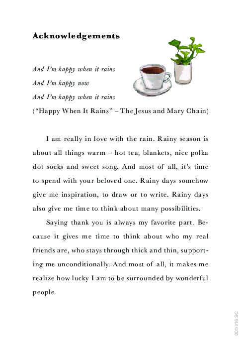 Rainy stories pdf for days