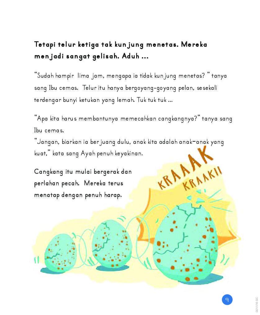 Kumpulan Cerita Hewan Hampir Punah Book By Adiria Dian Gramedia