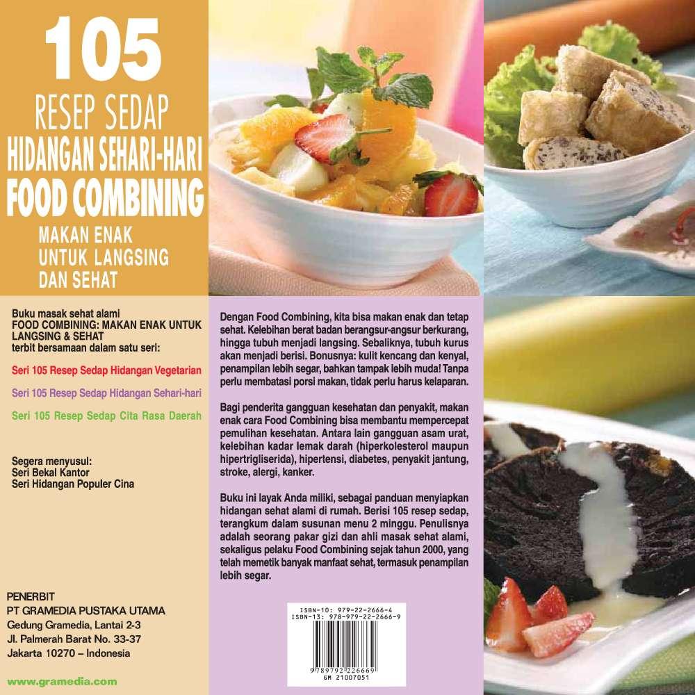 Resep makanan food combining