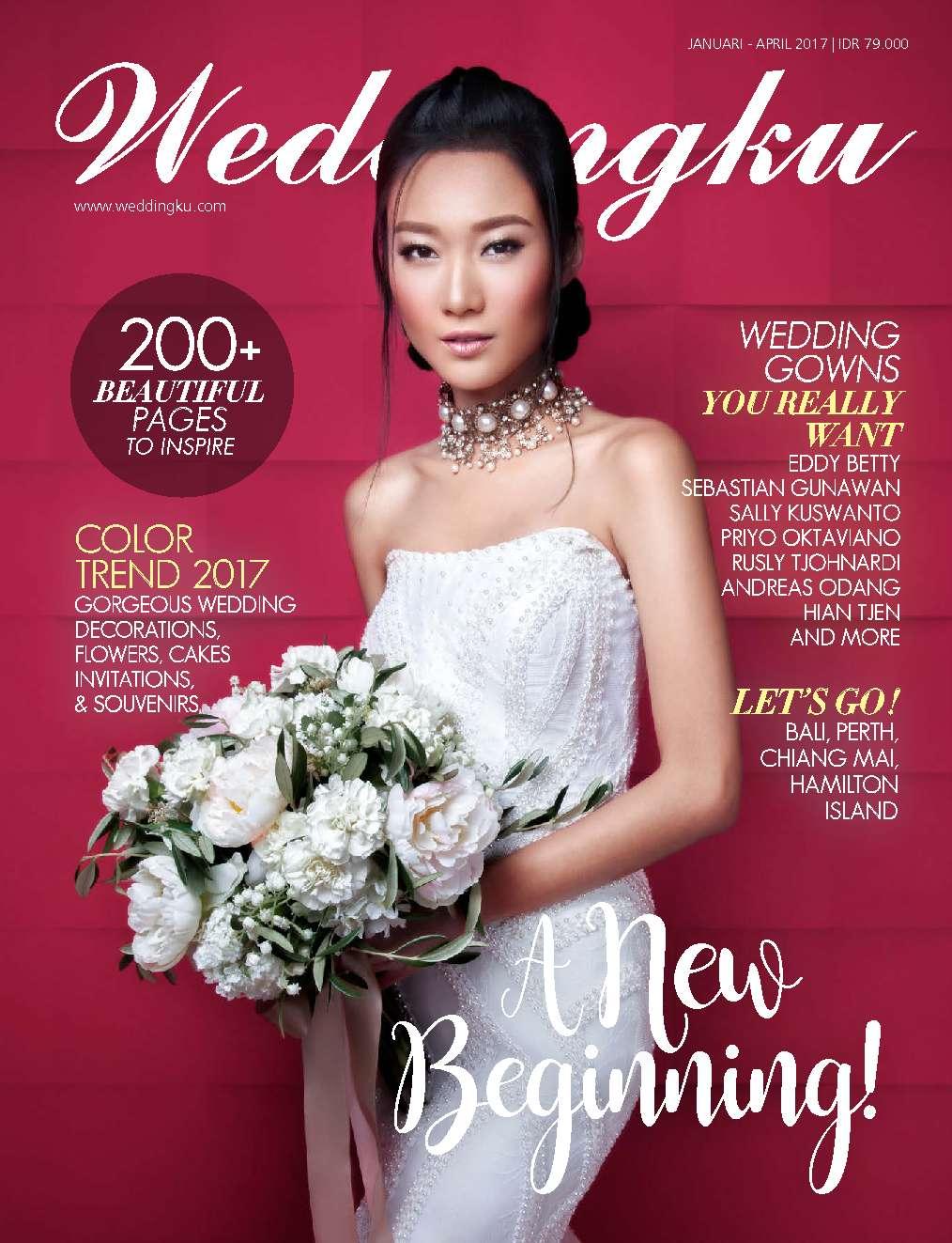 Weddingku Magazine Ed 33 February 2017 Gramedia Digital,What Color Goes With Purple And Green
