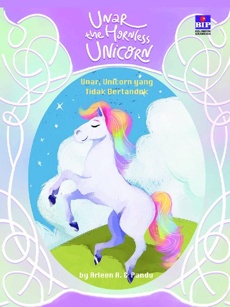 gambar ilustrasi unicorn  iluszi