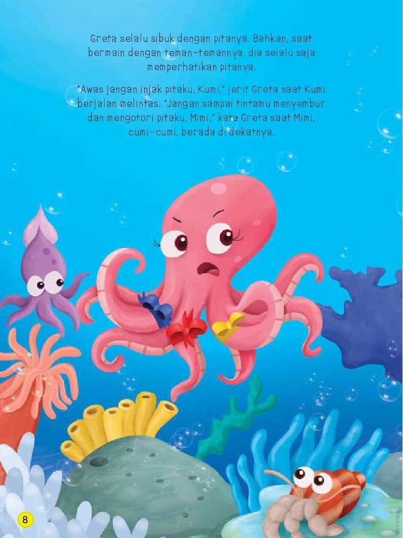 8800 Gambar Ilustrasi Binatang Laut Gratis