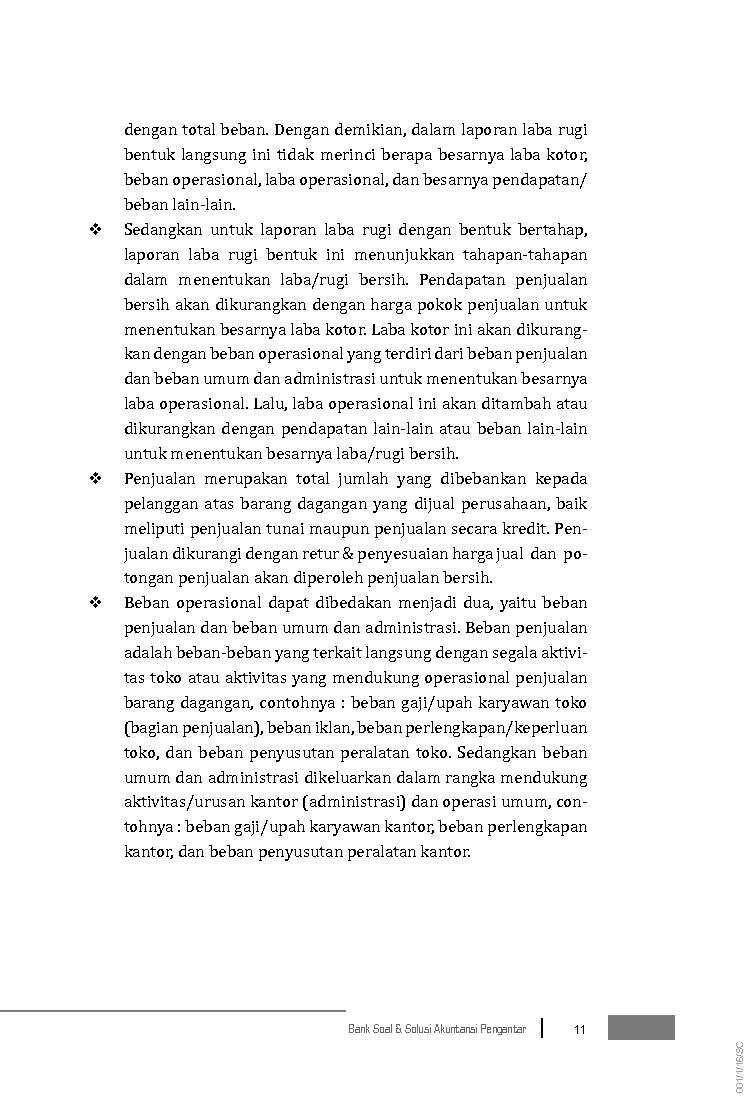 Akuntansi Pengantar Quot Bank Soal Dan Solusi Quot Book By Hery S E M Si Gramedia Digital