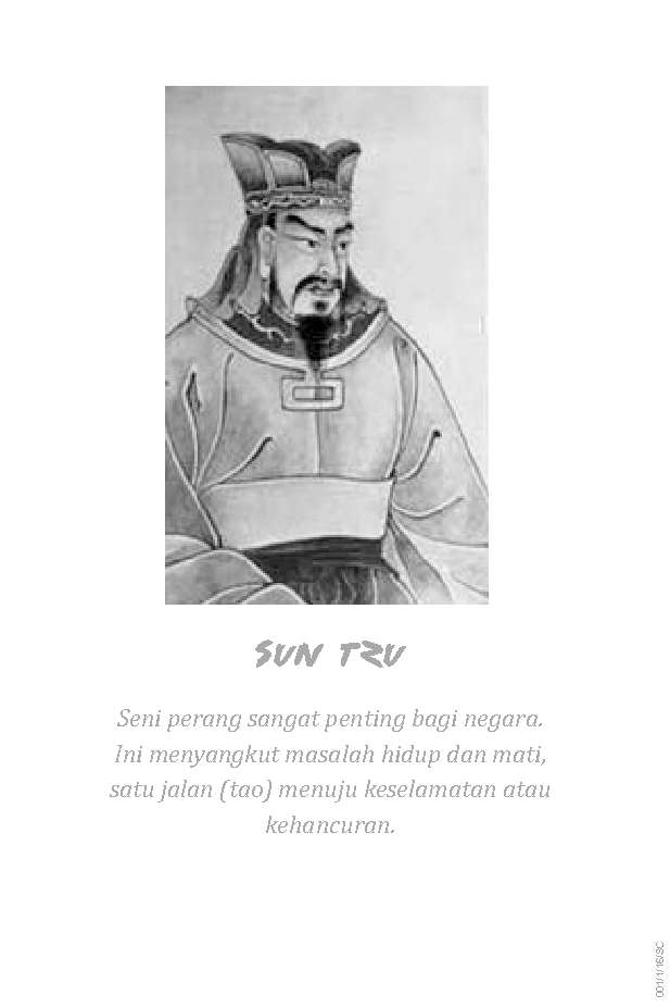 Free Ebook: The Art of War oleh Sun Tzu | Seni Berpikir