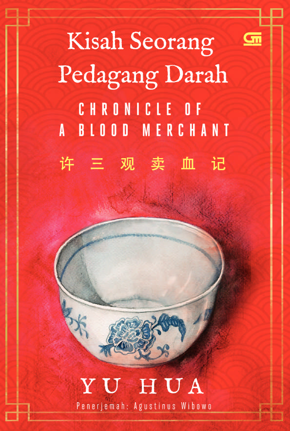 the struggles for the balance of power in the novels chronicle of the blood merchant by yu hua and p