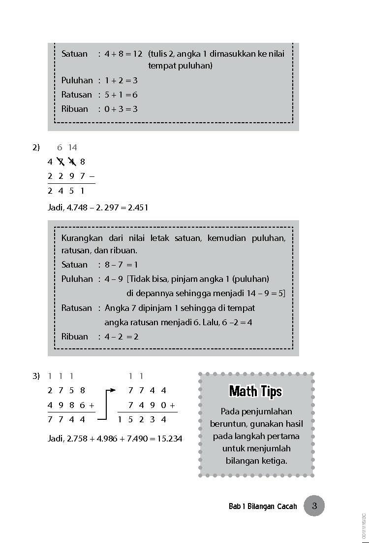 Kumpulan Materi Dan Rumus Matematika Sd Mi Kelas 4 5 6 Book By M Adzka Gramedia Digital