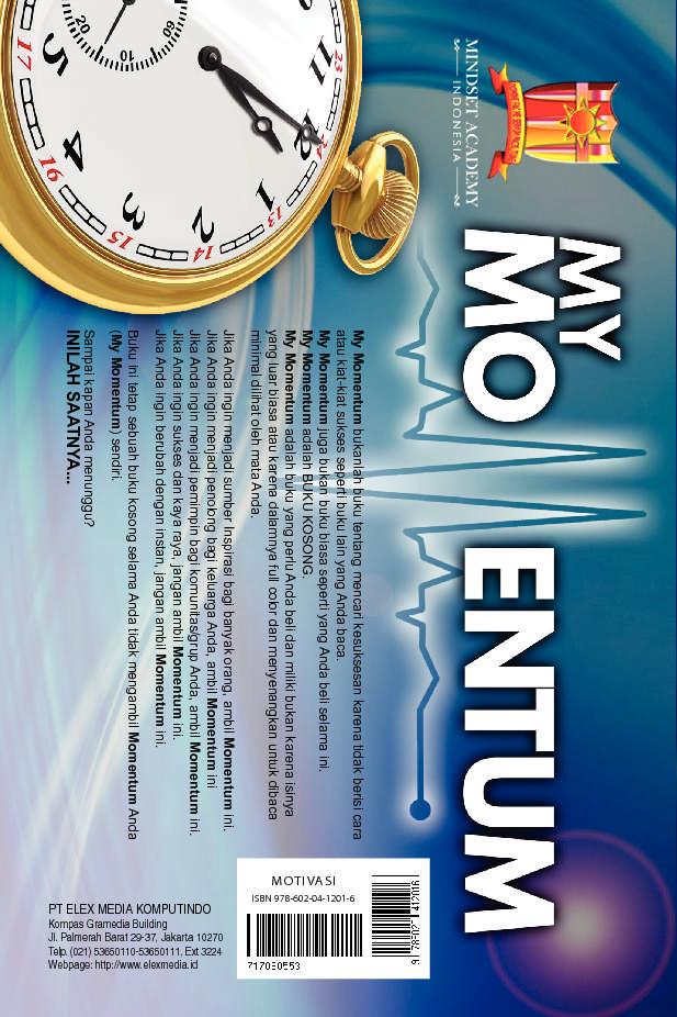 Jual buku my momentum oleh stefan go gramedia digital Coloring book for adults gramedia