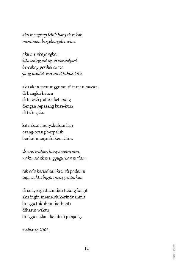 Gambar Kesunyian Di Jendela Kumpulan Puisi Book By Shinta Febriany