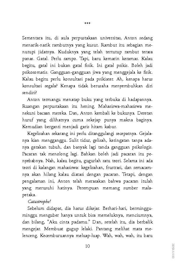 Ebook Cintaku Dikampus Biru