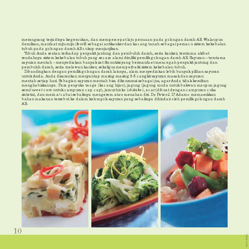 81 Diet Sehat Golongan Darah AB Book by Wied Harry ...