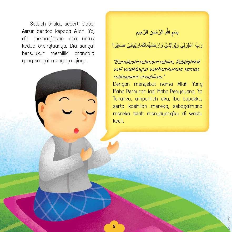 Jual Buku Anak Muslim Baca Basmallah Kumpulan Cerita Indahnya