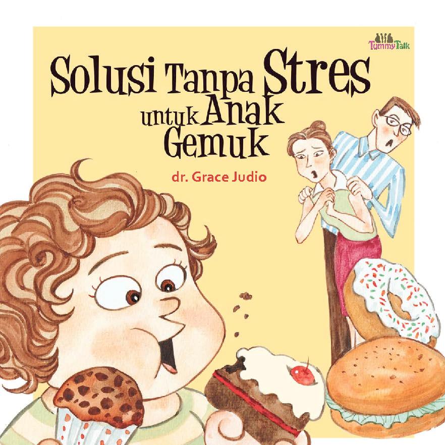 Buku Obesitas Anak Usia Sekolah