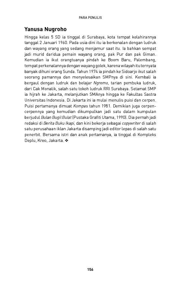 Cerpen Pilihan Kompas 1992 - Kado Istimewa Book by ...