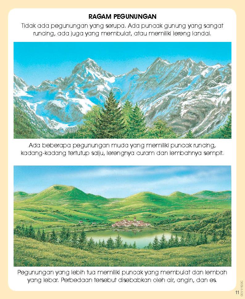 88 Gambar Di Buku Gambar Gunung Gratis