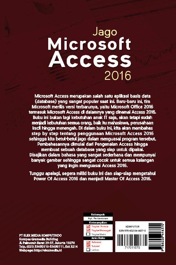 Microsoft Access: