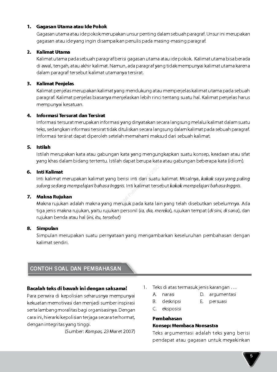Jual Buku Strategi Jitu Bahas Tuntas Un Smk Mak 2018 Oleh Tim Sigma