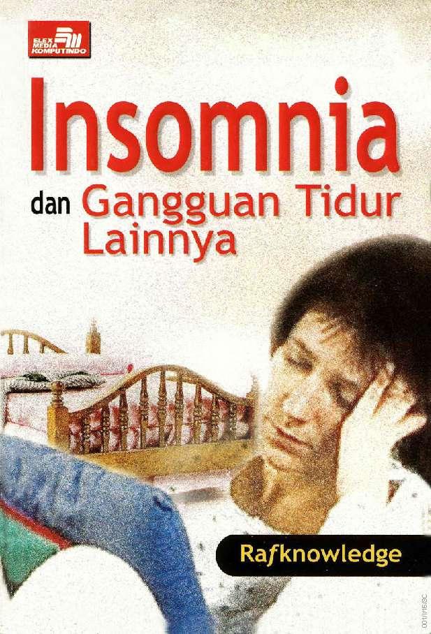 Insomnia & Gangguan Tidur Lainnya