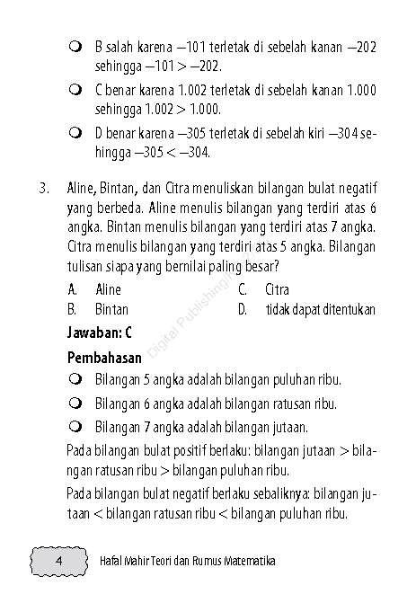 Hafal Mahir Teori Dan Rumus Matematika Smp Mts Kelas 7 8 9 Book By Uly Amalia Gramedia Digital