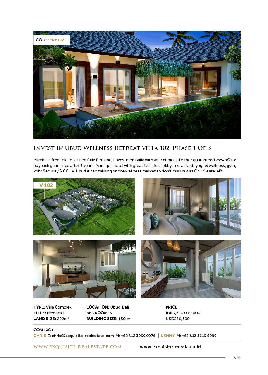 Exquisite Real Estate Magazine Ed 03 December 2017 Gramedia Digital,Bedroom Closet Open Wardrobe Ideas For Small Bedrooms