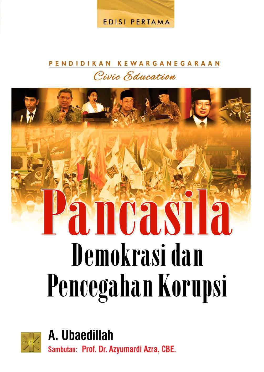 Jual Buku Pendidikan Kewarganegaraan Pancasila, Demokrasi ...