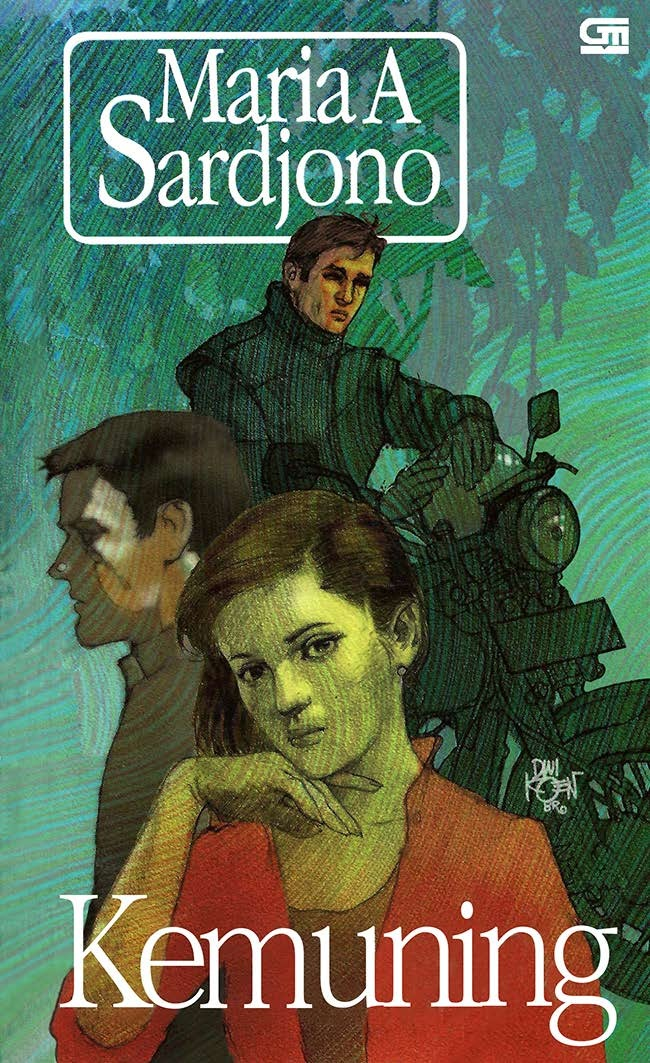 Jual Buku Kemuning oleh Maria A. Sardjono - Gramedia Digital Indonesia
