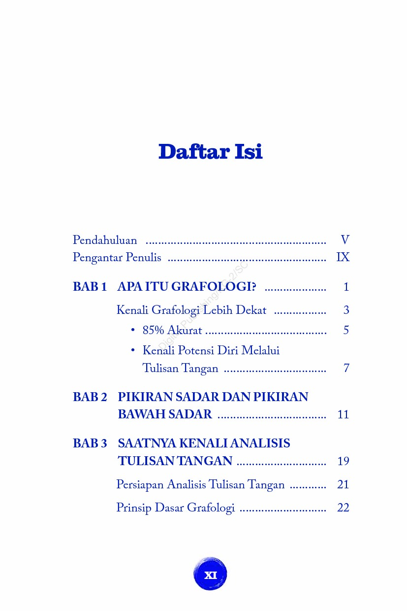 Ebook Belajar Graphology